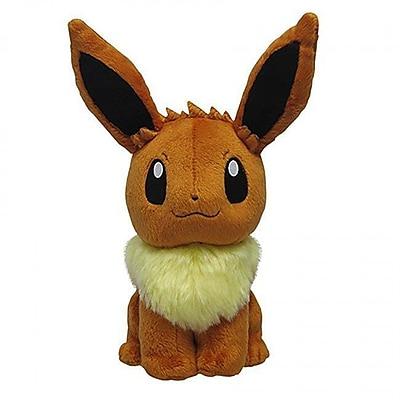 Sanei 7 in. Pokemon Eevee Plush Toy