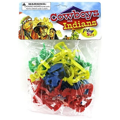 DDI Cowboys And Indians Sets Case Of 24 (DLRDY252392) 24059165