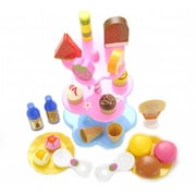 AZ Trading & Import Sweet, Ice Cream & Desserts Tower Playset (AZ447)