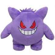 Sanei 5 in. Pokemon Gengar Plush Toy (INNX951)