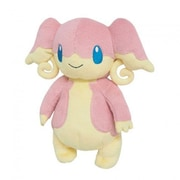 Sanei 7 in. Pokemon Audino Plush Toy (INNX991)