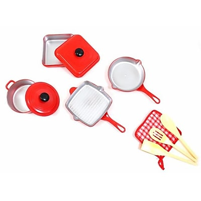 AZ Trading & Import Kitchen Cookware Playset