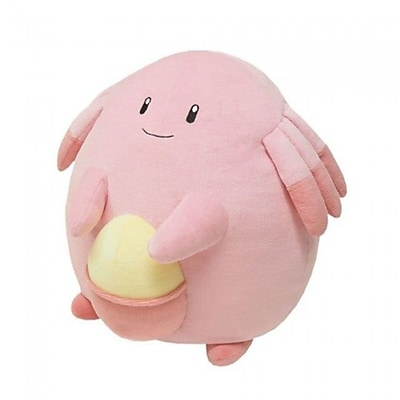 Sanei 12 in. Pokemon Chansey Cushion Plush