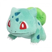 Sanei 6 in. Pokemon Bulbasaur Plush Toy (INNX976)