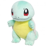 Sanei 6 in. Pokemon Squirtle Plush Toy (INNX987)