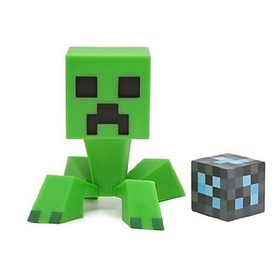 JINX Minecraft Creeper Vinyl Action Figure (XS327496) 24059239