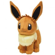 Sanei 13 in. Pokemon Eevee Plush Toy (INNX937)