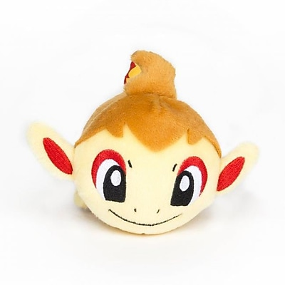 Sanei 5 in. Pokemon Chimchar Cushion Plush