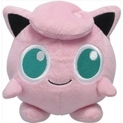 Sanei 5 in. Pokemon Jigglypuff Plush Toy (INNX954)