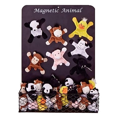JMK 595005 Magnetic Stuffed Animal - Pack of 96 (ACHR17197)