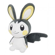 Sanei 8 in. Pokemon Emolga Plush Toy (INNX1006)