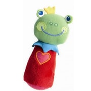 Haba USA Rattlino Prince Ribbit - Pack of 4 (HABAUS241)