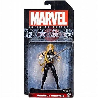 The Avengers 3.75 in. Marvel Avengers Infinite Series Valkyrie Figure (KMSH4234) 24058993