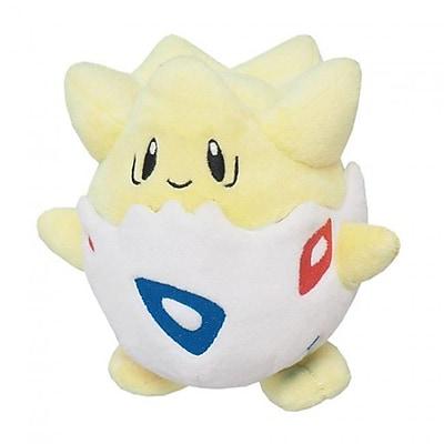 Sanei 6 in. Pokemon Togepi Plush Toy