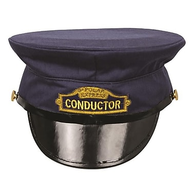 SP Whistle Stop Polar Express Deluxe Adult Conductor Hat (STVN2518)