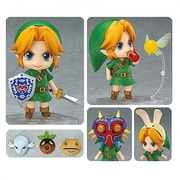 Good Smile Nendoroid Majoras Mask Link Nendoroid 3D Version Figure (INNX870)