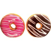 Flomo Iced Donut Pillow - 15.75 in. - Case of 12 (DLR336544)