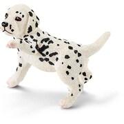 Schleich North America Dalmatian Puppy Toy Figure, Black & White (TRVAL102585)