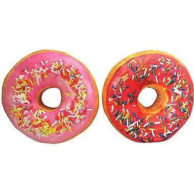 Flomo Sprinkle Donut Pillow - 15.75 in. - Case of 12 (DLR336641)