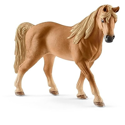 Schleich North America Tennessee Walker Mare Toy Figure, Brown (TRVAL102381) 24059307