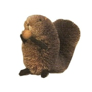Brushart Squirrel Grey with Nut 5 inch (GC13275)