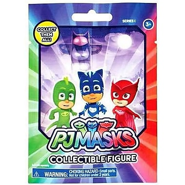 Paw Patrol 1 Series PJ Masks Mystery Collectible Figure in Foil Pouch - Set of 2 (KMSH6112)