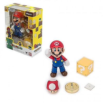 Bandai Super Mario Bros Action Figure (INNX1455) 24059176