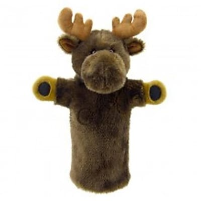Puppet Company Long-Sleeved Glove Puppet, Moose -