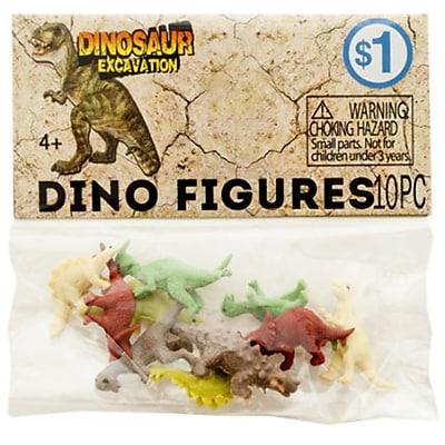 DDI Mini Dinosaur Figures (DLR51624) 24059113