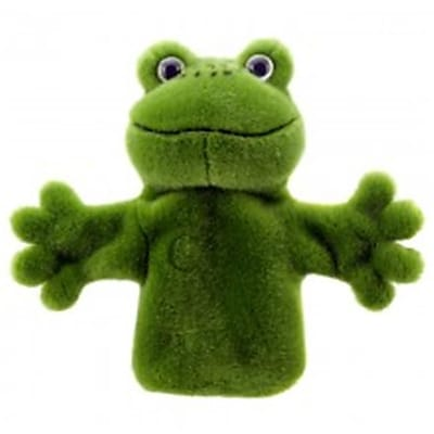 Puppet Company CarPets Glove Puppet, Frog (PUPTC023)