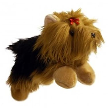 Puppet Company Full-Bodied Animal Puppet, Yorkshire Terrier (PUPTC114)
