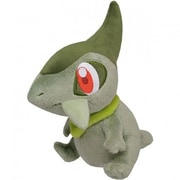 Sanei 7 in. Pokemon Axew Plush Toy (INNX992)