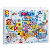 Alex Brands Rub a Dub USA Map in the Tub (ALXB436)