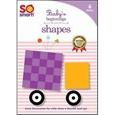 Bayview Entertainment SO SMART BABYS BEGINNINGS - SHAPES (BYE1736)
