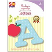 Bayview Entertainment SO SMART BABYS BEGINNINGS - LETTERS (BYE1735)