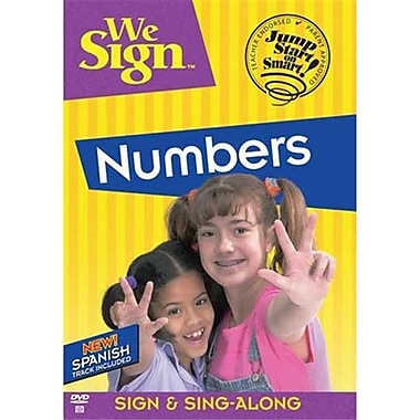 Cicso Independent We Sign Numbers - DVD (HRSC469)