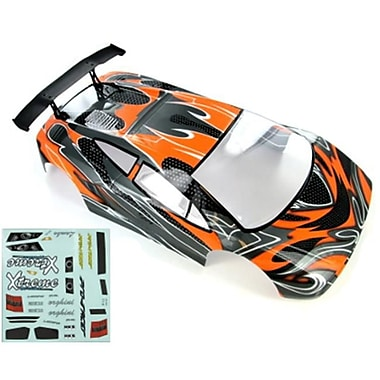 Redcat Racing Road Car Body, Orange & Black (RCR03189)
