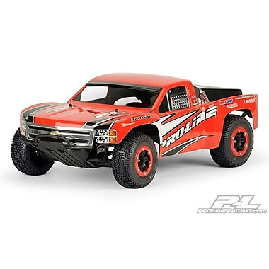 Pro-Line Racing 09 Chevy Silverado 1500 Clear Body (HPDS7078)