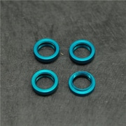 ST Racing Concepts CNC Machined Aluminum Shock Spring Collar for Yeti - Blue (HPDS9908)