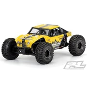Pro-Line Racing Jeep Wrangler Rubicon Clear Body for Axial Yeti (HPDS6909)