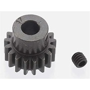 Robinson Racing Extra Hard 17 Tooth Blackened Steel 32 Pitch Pinion - 5 mm (HPDS8868)