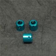 ST Racing Concepts CNC Machined Aluminum Driveshaft Reinforcement Cup - Blue (HPDS9806)