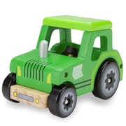 BrybellyHoldings Wooden Wheels Natural Beech Wood Tractor (BRYBL3749)