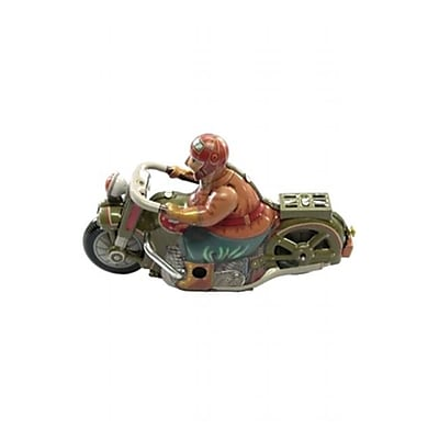 SHAN Collectible Tin Toy - Motorcycle (AXNRT1812) 24058791