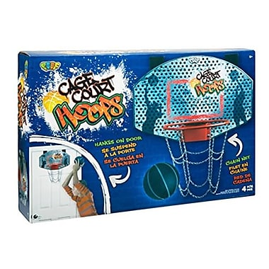 Alex Brands Poof Cage Court Hoops (ALXB222)