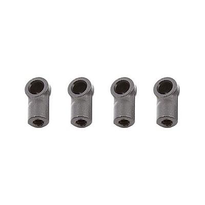 Associated Electrics TC4 Shock Shaft Ball Cups - 4 Piece (HPDS740) 24058693