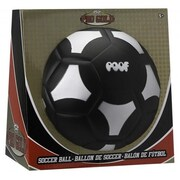 Alex Brands Poof Pro Gold Black Soccer Ball (ALXB231)