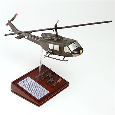 Mastercraft Collection Uh-1D Huey Gunship Model (MTFM499)