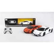 Az Import and Trading 1:24 Aventador LP700 White (AZIMT276)