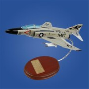 Mastercraft Collection F4 Phanthom Ii Fighting Falcons Model (MTFM778)